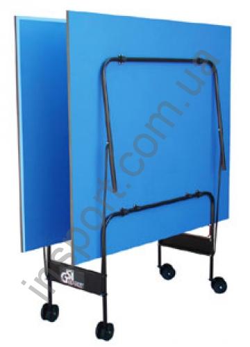 Теннисный стол Gk-2– Athletic Light синий c сеткой