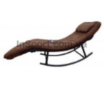 Складное массажное кресло - качалка SL-B02
