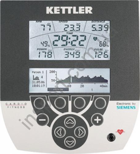Велоэргометр Kettler RX7