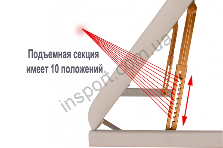 Массажный стол SM-2