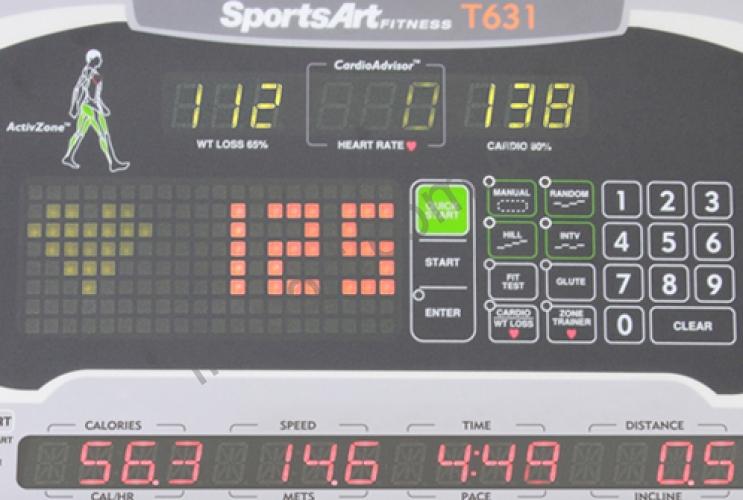 Беговая дорожка SportsArt T631