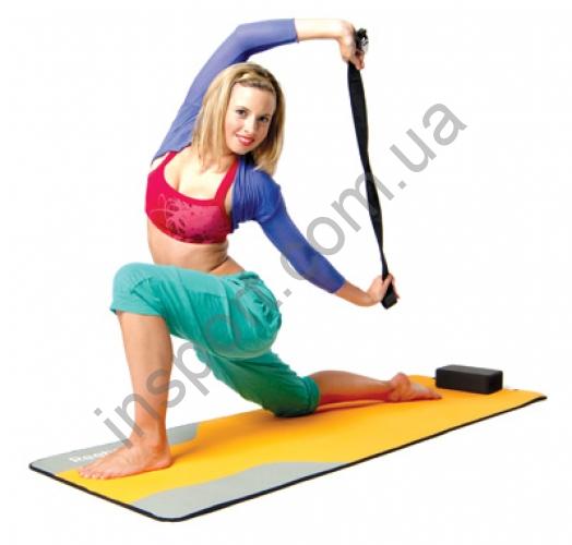 Эко-мат для йоги Reebok RE-21022E
