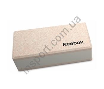 Блок для йоги Reebok RE-20023a