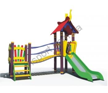 Детский комплекс МВМ Рассвет