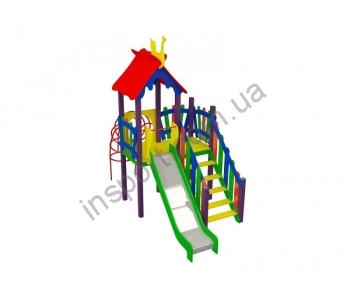 Детский комплекс МВМ Медуза