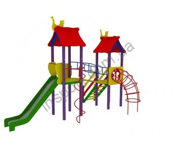 Детский комплекс МВМ Тучка