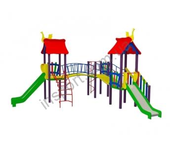Детский комплекс МВМ Два друга