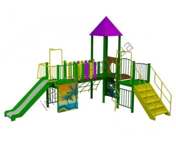 Детский комплекс МВМ Королевство
