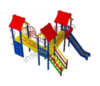 Детский комплекс МВМ Три мушкетера