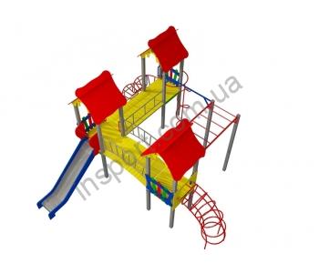 Детский комплекс МВМ Дворик