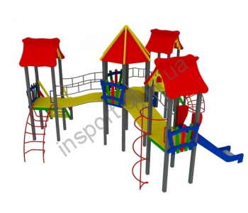 Детский комплекс МВМ Шестигранник