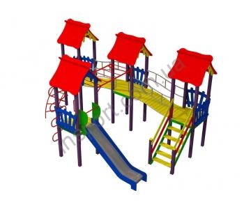Детский комплекс МВМ Моряк