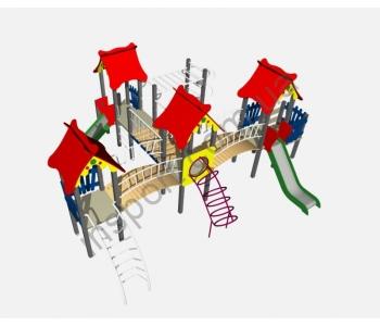 Детский комплекс МВМ Замок