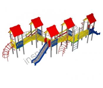 Детский комплекс МВМ Мой путь