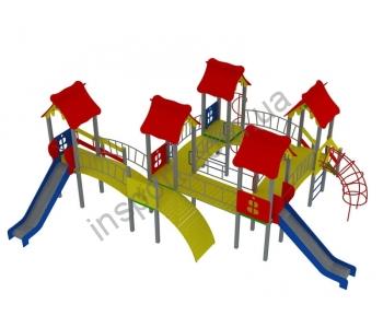 Детский комплекс МВМ Жабка