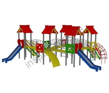 Детский комплекс МВМ Веселье