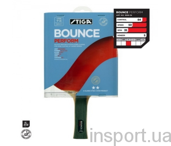 Теннисная ракетка Stiga BOUNCE PERFORM 1686-64