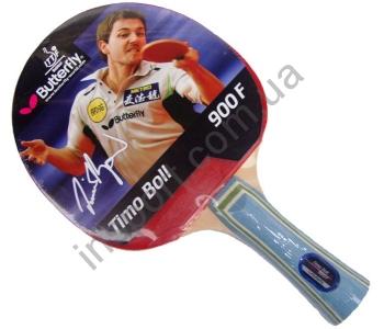 Теннисная ракетка Butterfly Timo Boll 900