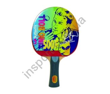 Теннисная ракетка Butterfly Timo Boll 500