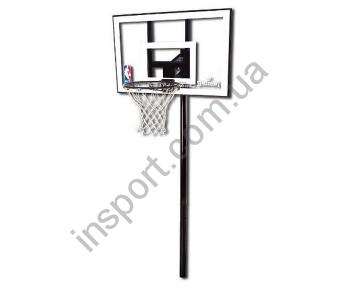 88596CN Баскетбольная стойка Spalding Silver In-Ground - 44
