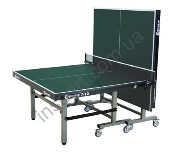Теннисный стол Sponeta S 7-12 master compact