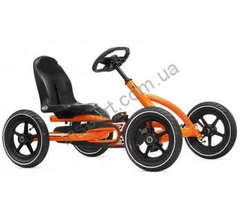 Веломобиль Berg Toys Buddy Orange BFR