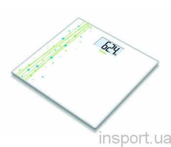 Весы стеклянные Beurer GS 201