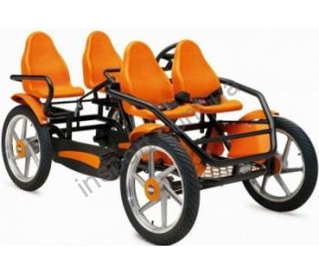 Веломобиль Berg Toys Family GranTour AF
