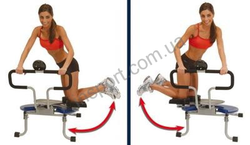 Gymform Power Disk AB Exerciser
