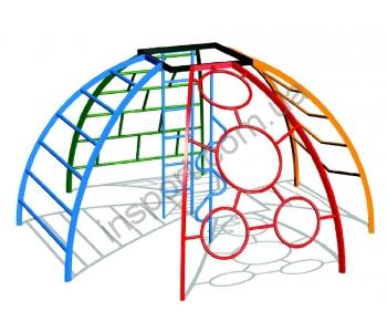 Рукоход Сфера 6 элементов