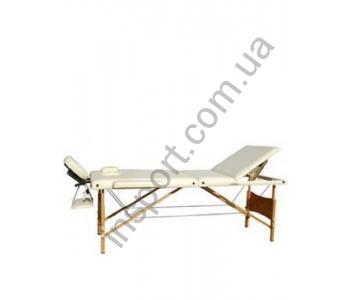 Массажный стол HouseFit HY-30110В  3-х секционный