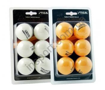Мячи Stiga Challenger 6 шт 40 мм
