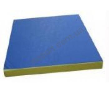 Мат гимнастический Ладас 1м*1м*100мм