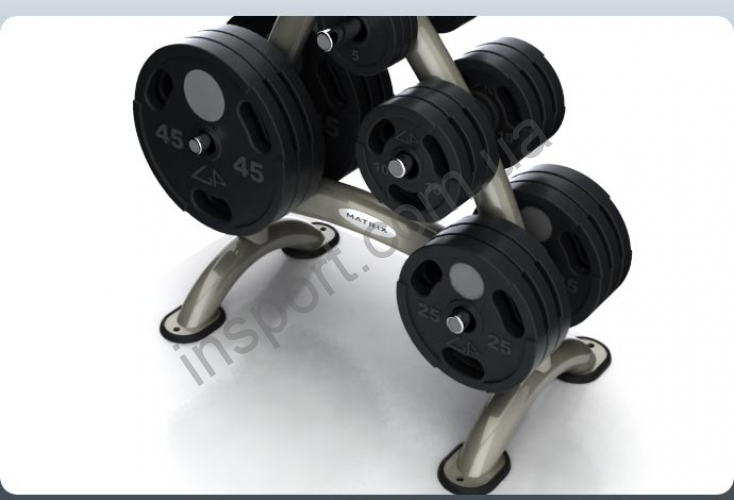 Подставка под диски Matrix Gym G3-FW94