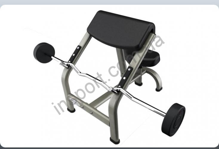 Скамья Скотта Matrix Gym G3-FW40