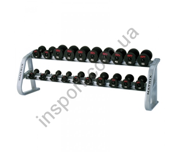 Подставка под гантельный ряд 5 пар Matrix Gym G3-F
