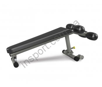 Скамья для пресса регулируемая Matrix Gym G3-FW83