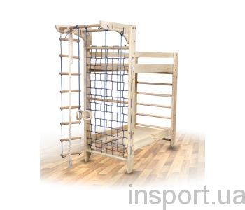 Двухъярусная кровать Sportbaby