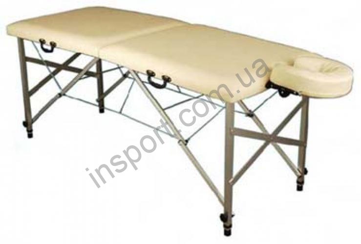 Массажный складной стол Панда-2(без боковых и передней полок)