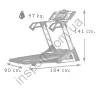 Беговая дорожка ВН Fitness G 6414V