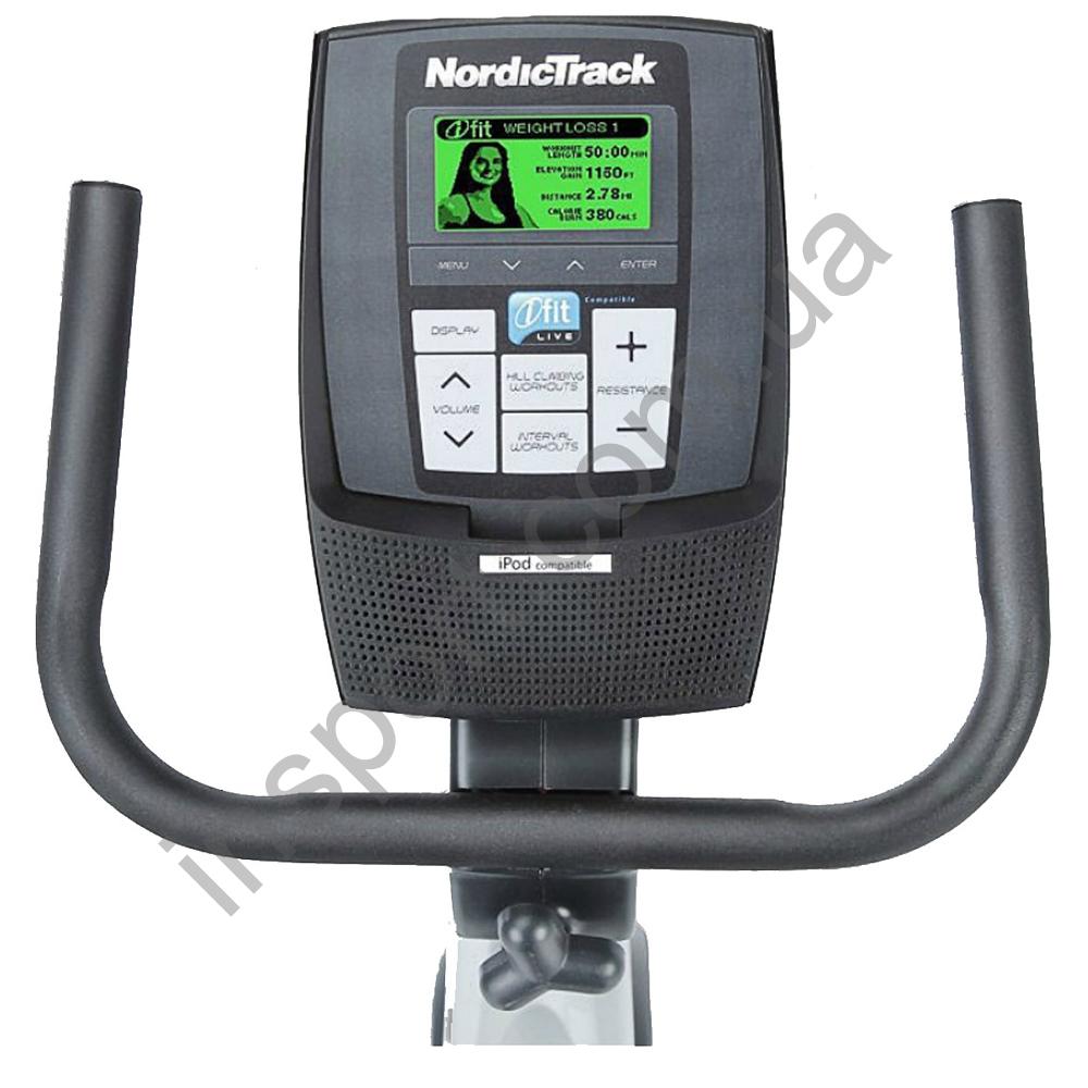 NTEVEX99812 Велотренажер NordicTrack GXR 4.2