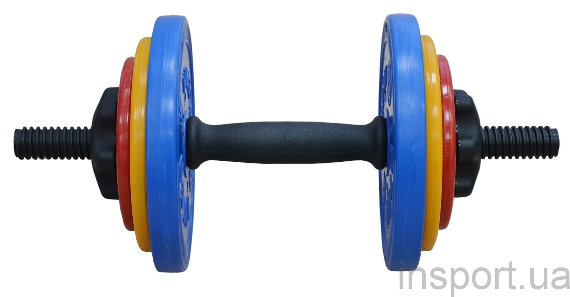 Гантель разборная Inter Atletika 10 кг ST 531.10