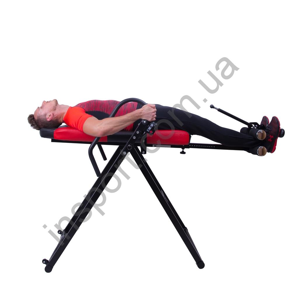 Инверсионный стол Inverso HEATY Fitness Master