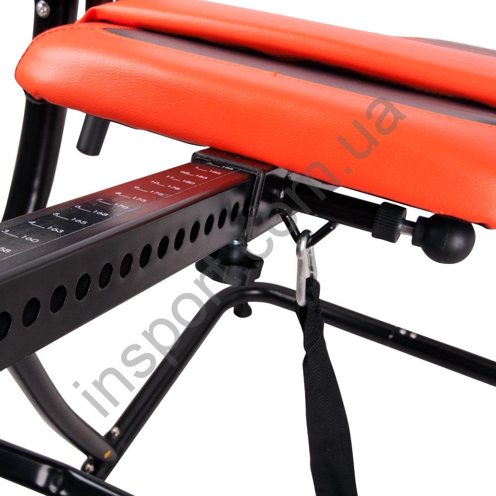 Инверсионный стол Inverso Plus G681 Fitness Master