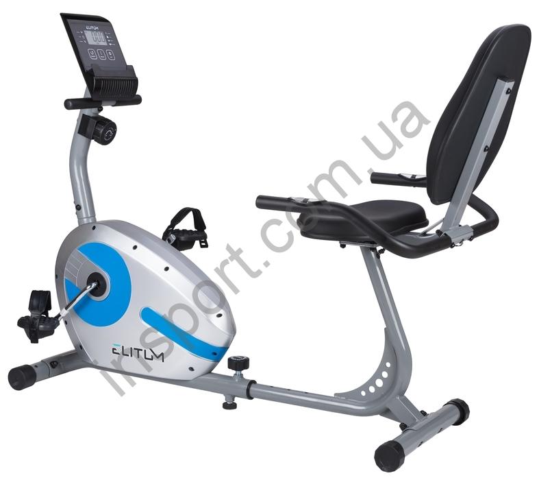 Велотренажер горизонтальный  Elitum LX300