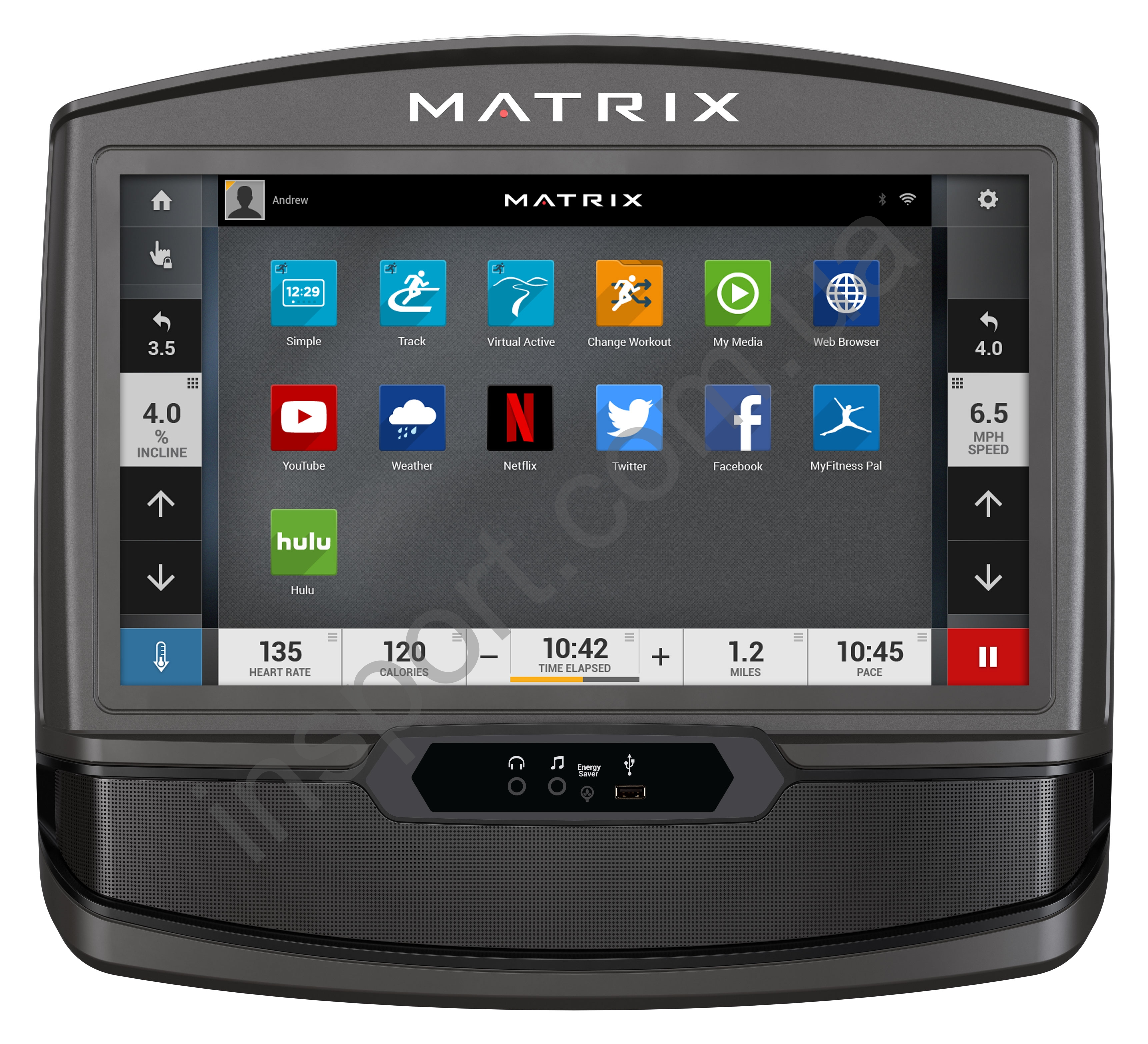 Беговая дорожка Matrix TF50 XIR