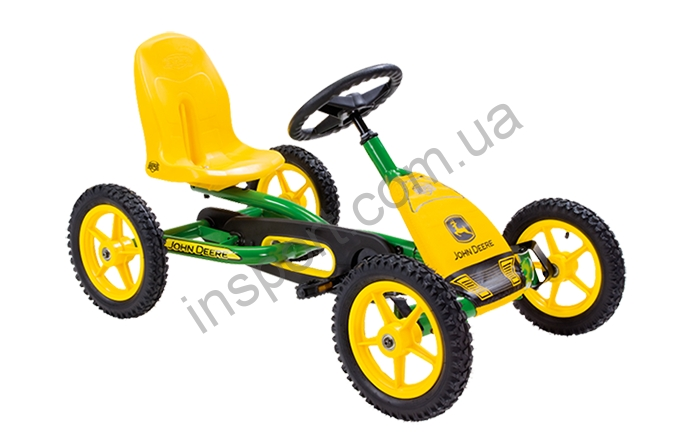 Веломобиль Berg Toys Buddy John Deere