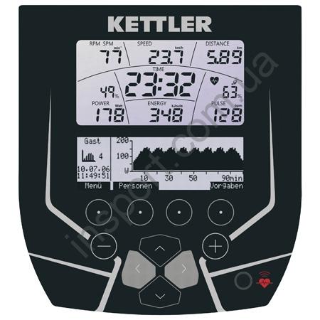 Эргометр горизонтальный Kettler RE7