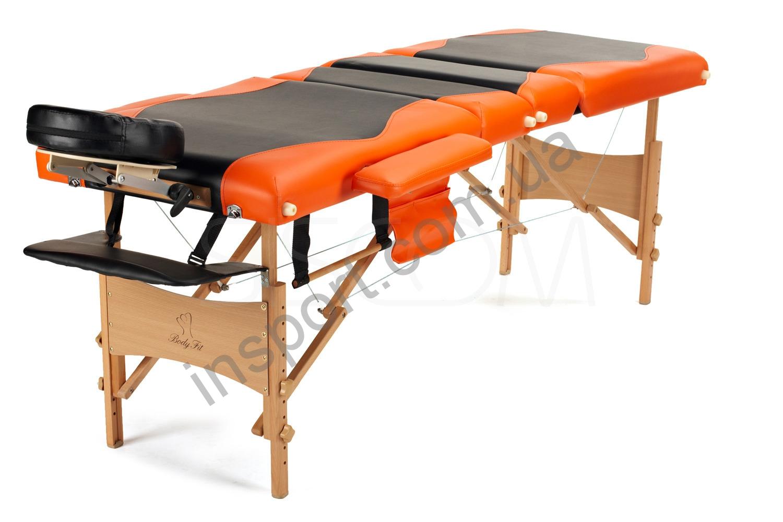 Массажный стол Bodi-Fit   4-х секционный