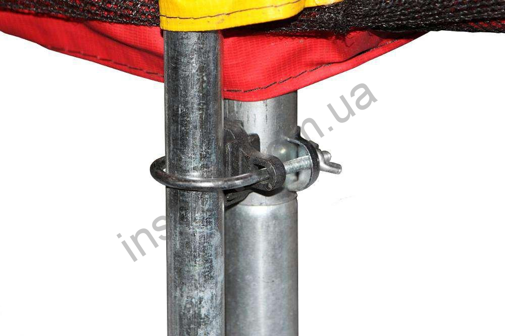 Батут Kidigo 244 см с защитной сеткой